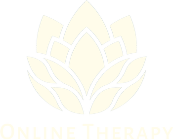 Cognitive behavioural therapy online logo